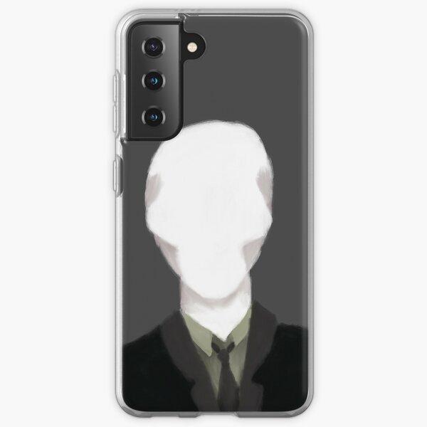 No face man Samsung Galaxy Soft Case