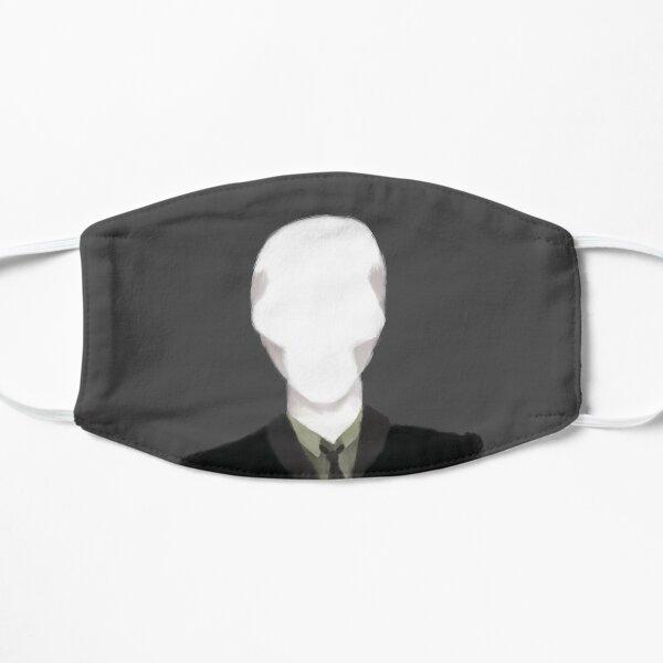 No face man Flat Mask