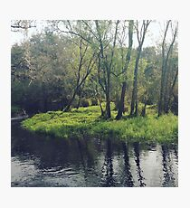 River Photographic Print