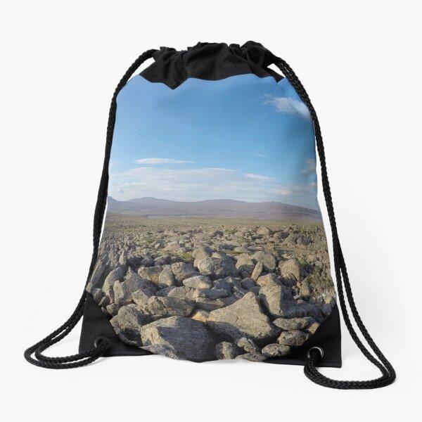 Putorana Plateau Drawstring Bag