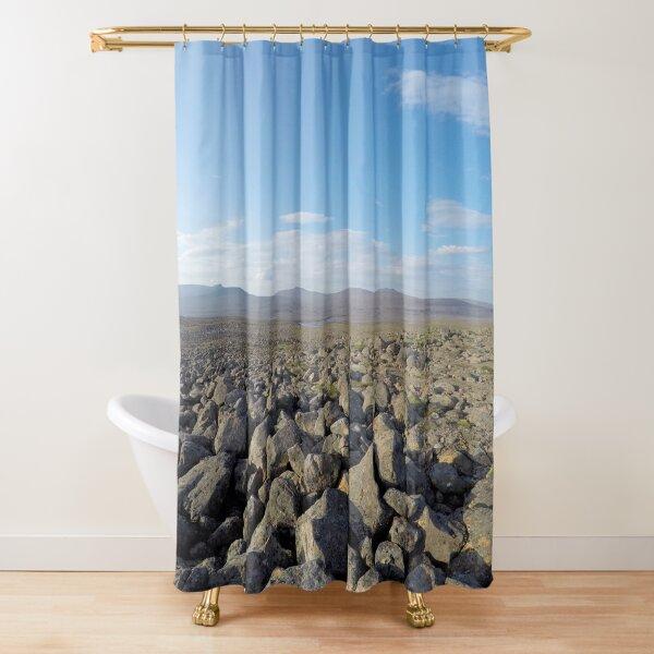 Putorana Plateau Shower Curtain