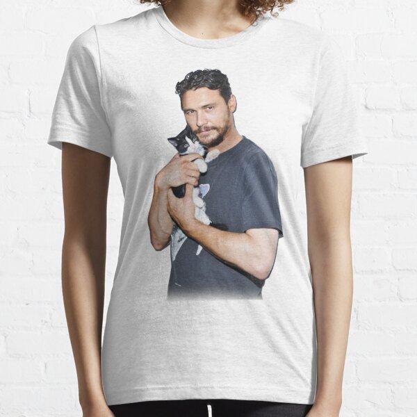 James Franco's Cat Essential T-Shirt