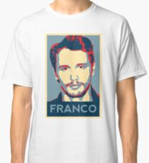 Vote For Franco Classic T-Shirt