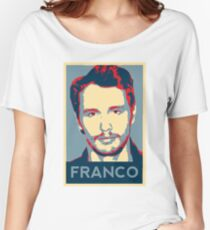 Vote For Franco Women's Relaxed Fit T-Shirt