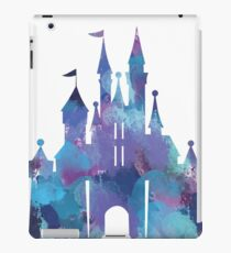 Splatter Paint Castle iPad Case/Skin