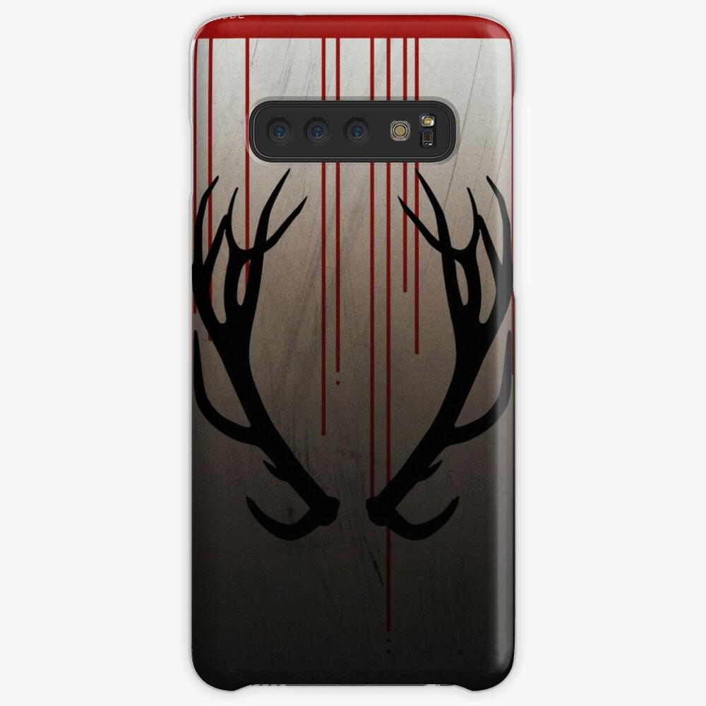 Hannibal Minimalist Case & Skin for Samsung Galaxy