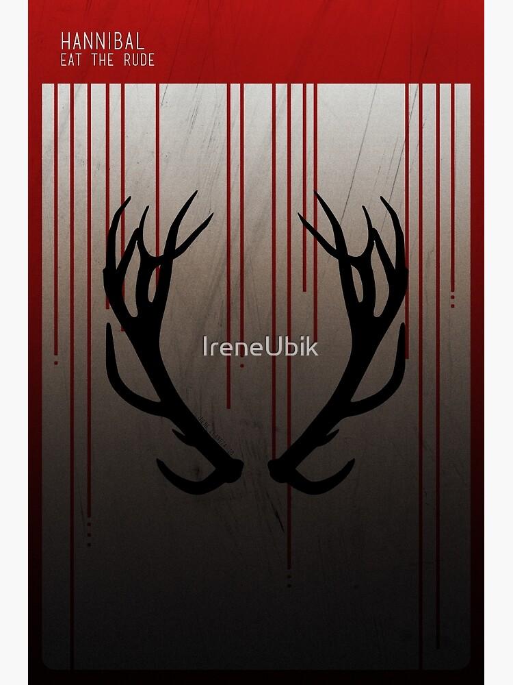 Hannibal Minimalist by ladykraken