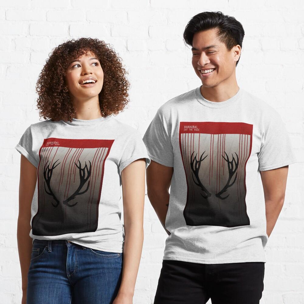Hannibal Minimalist Classic T-Shirt