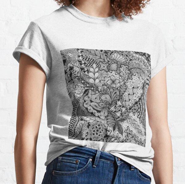 Zentangle®-Inspired Art - ZIA 79 Classic T-Shirt