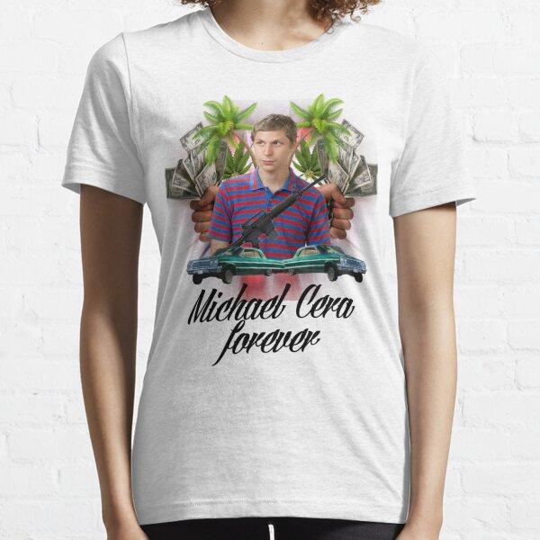 Michael Cera Forever Essential T-Shirt
