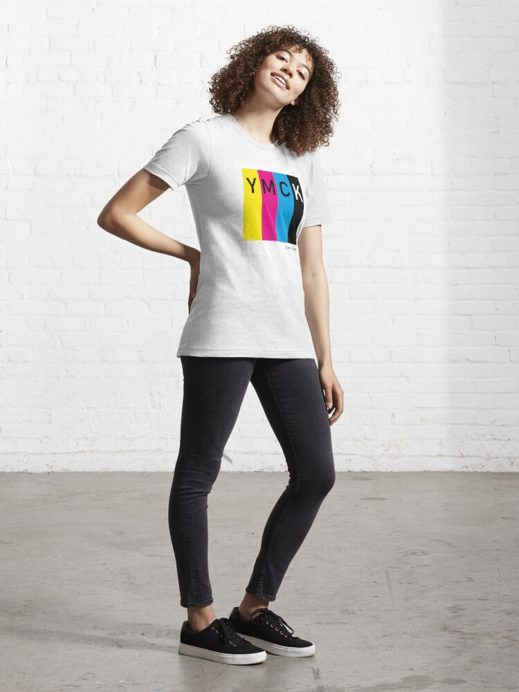 Alternate view of YMCK Essential T-Shirt