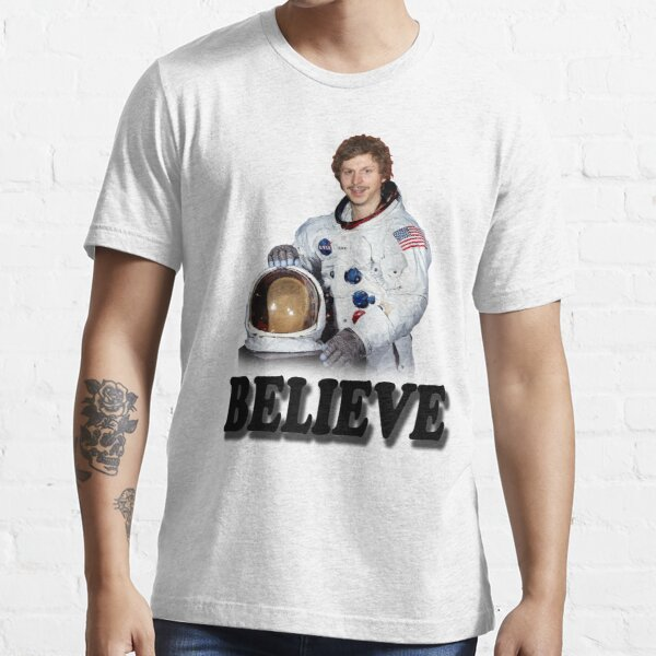 Michael Cera Believes in You Essential T-Shirt