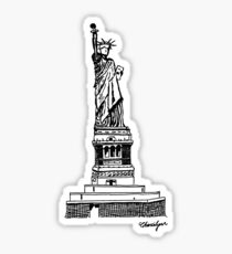 Liberty Sticker