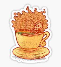 Tea Team Sticker