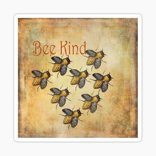 Bee Kind Sticker