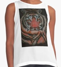 Tiger Contrast Tank