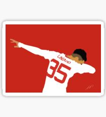 Manchester United's Jesse Lingard Sticker
