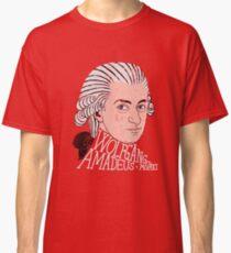 Wofgang Amadeus Mozart Classic T-Shirt