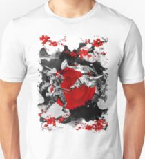Samurai Fighting Unisex T-Shirt