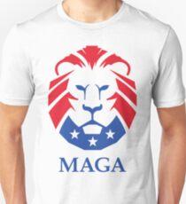 Camiseta unisex MAGA Lion | HD