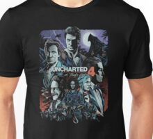Uncharted 4 [4K] Unisex T-Shirt