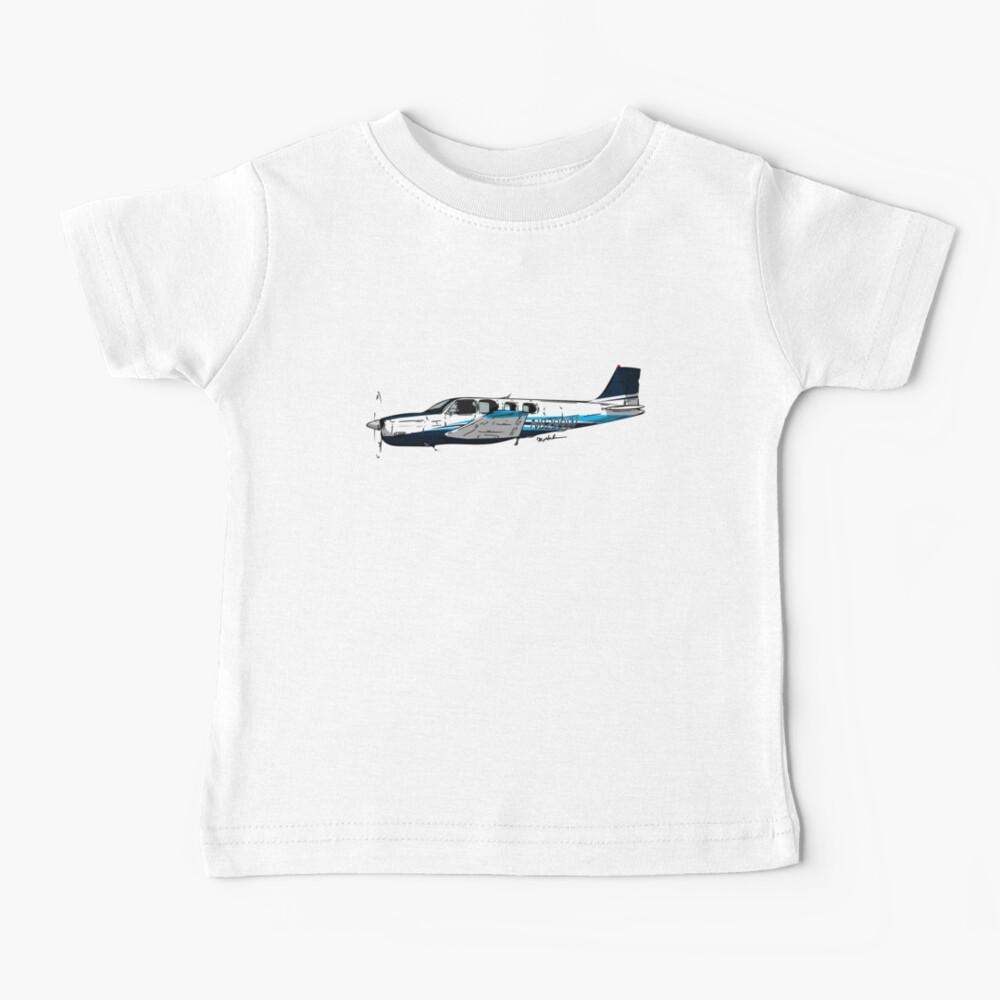 Beechraft Bonanza N8299W Baby T-Shirt