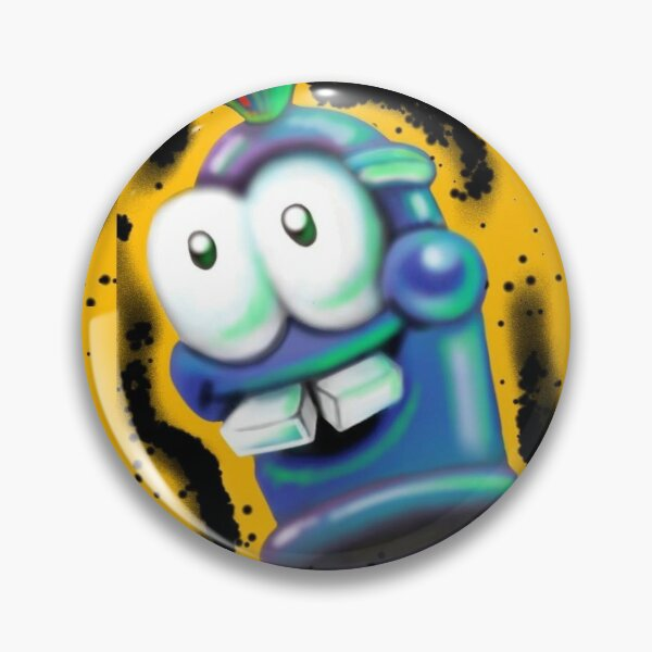 Spray Paint Can Pin