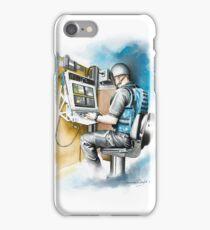 No2 Operating Cutlass iPhone Case/Skin