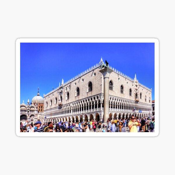 Palazzo Ducale Sticker