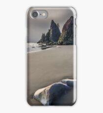 Seastacks at Rialto Beach iPhone Case/Skin