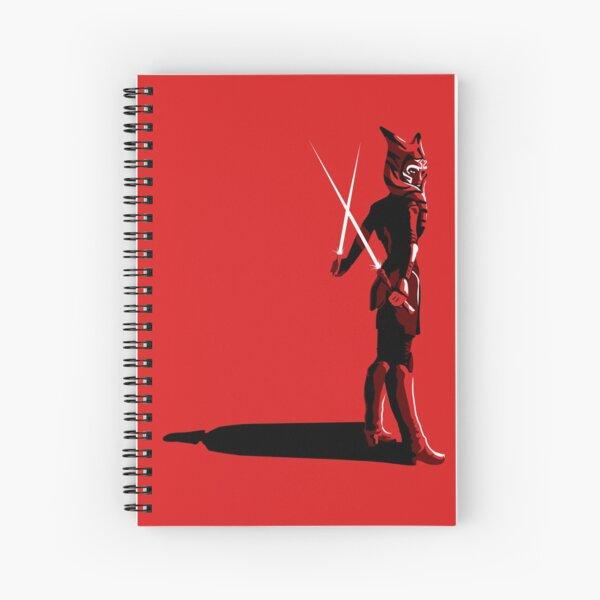 Ahsoka Tano Spiral Notebook