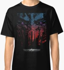 Optimus the last Knight Classic T-Shirt