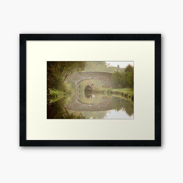 Bridge 92 Framed Art Print
