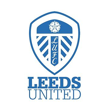 Leeds United iPhone Case by F7James