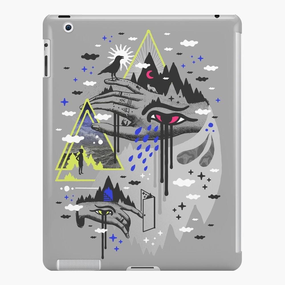 Dimensional Awareness iPad Case & Skin
