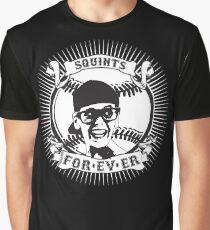 Squints For-ev-er! Graphic T-Shirt
