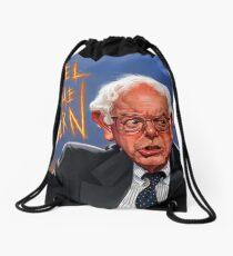 Feel the Bern Drawstring Bag