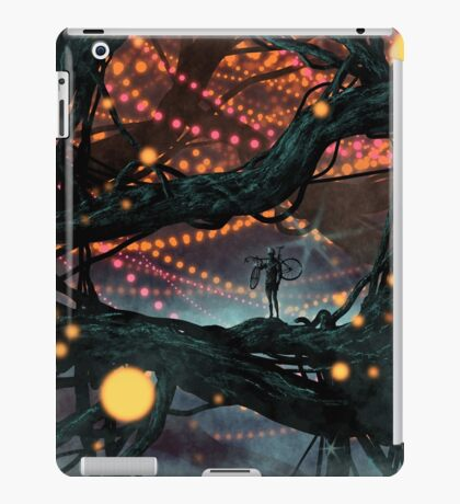 Flat Tire In Oblivion iPad Case/Skin