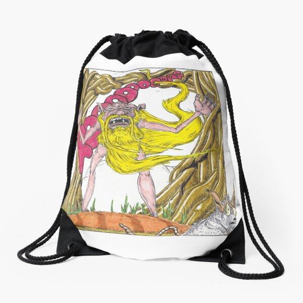 Roar Drawstring Bag