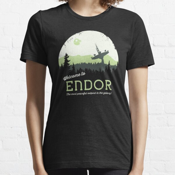 Welcome To Endor Essential T-Shirt