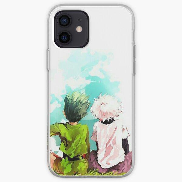 Cinematic Friendship iPhone Soft Case