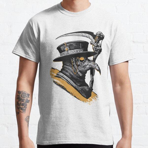 Plague Doctor Vintage  Classic T-Shirt