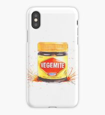 Vegemite iPhone Case