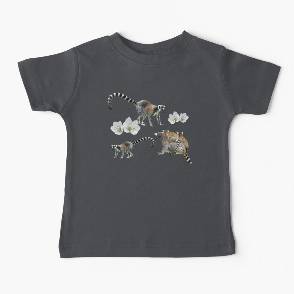 Lemur love Baby T-Shirt