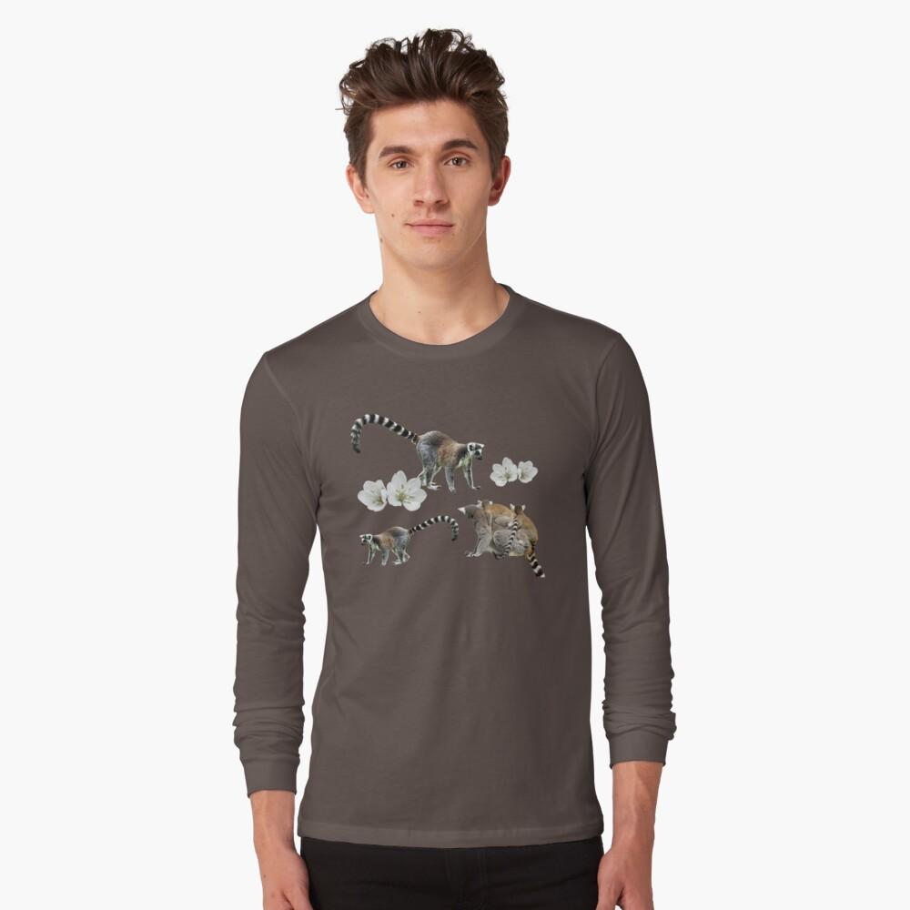 Lemur love Long Sleeve T-Shirt