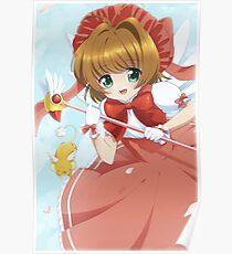 Cardcaptor Sakura by Kairui Poster