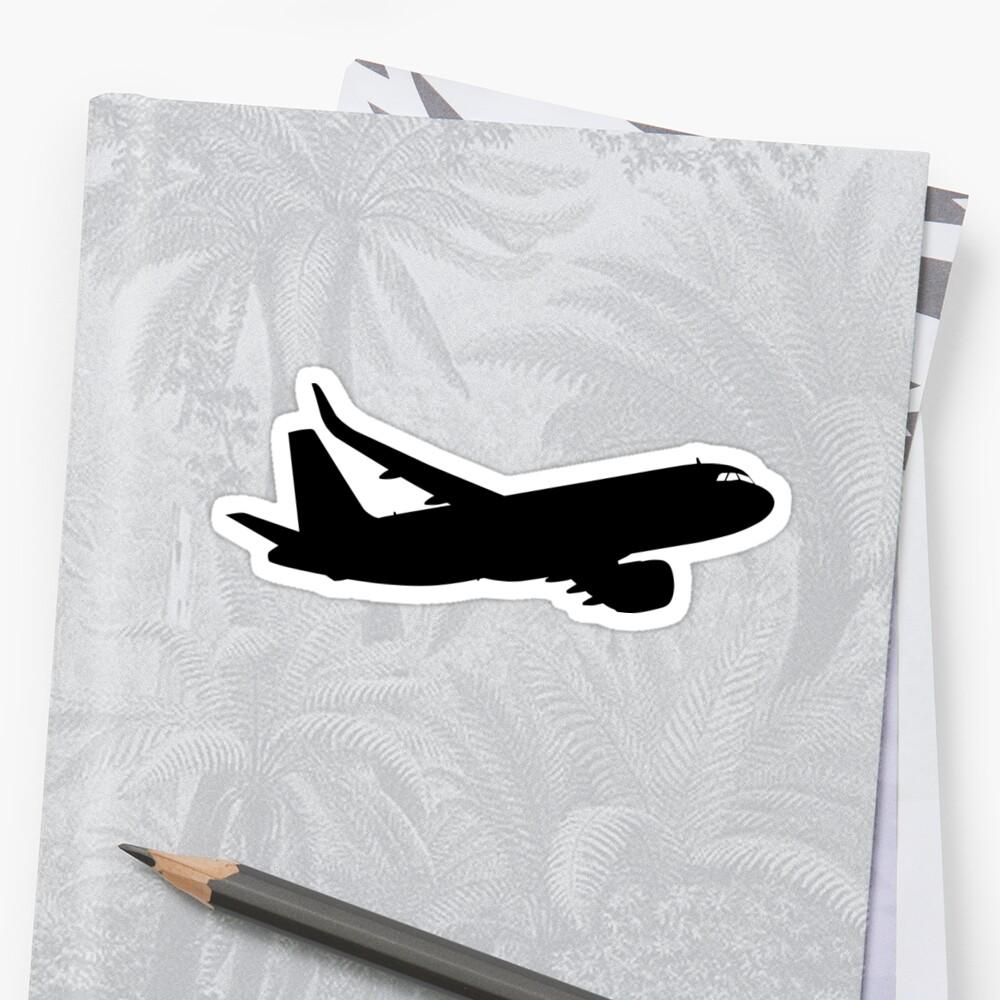 Night Airliner by Garaga