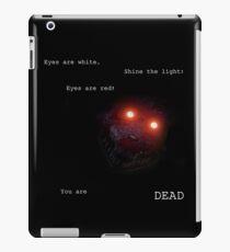 TJOC Foxy iPad Case/Skin