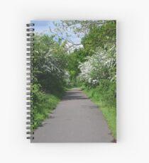 Stamford Bridge - Old Railway Spiral Notebook