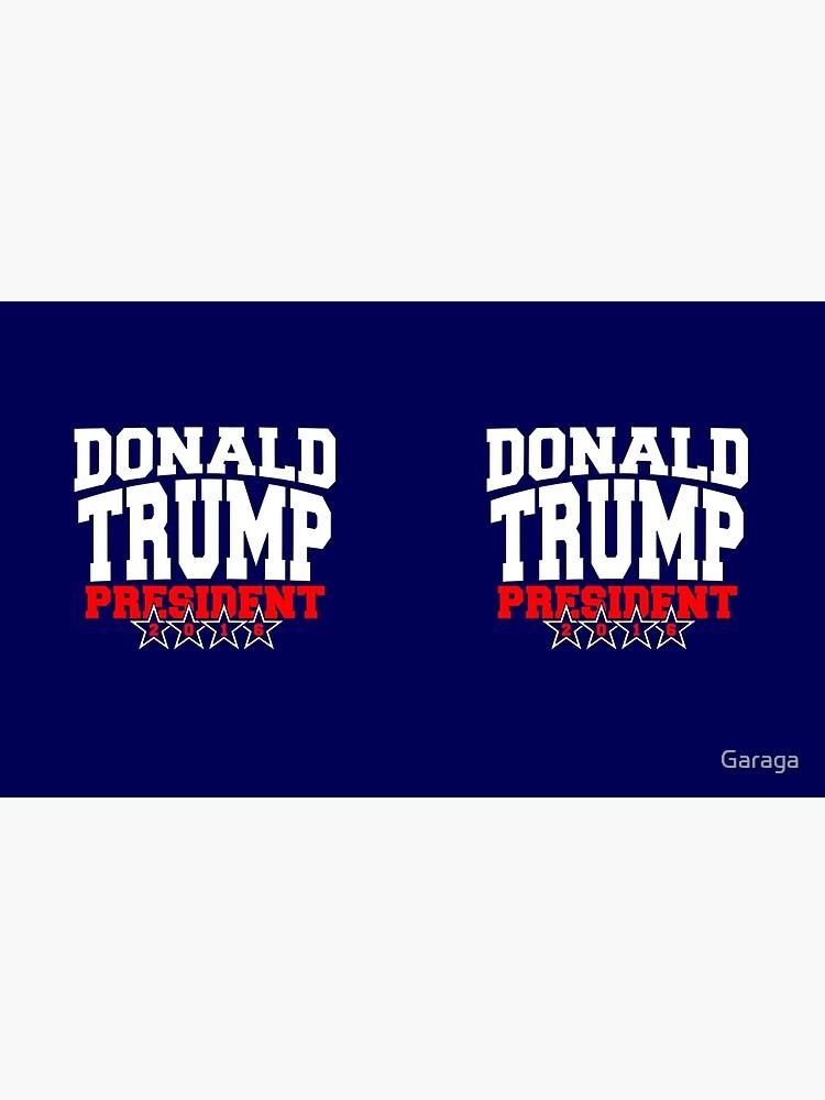 Donald Trump para el presidente 2016 de Garaga